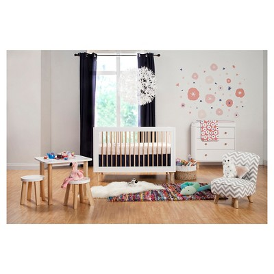 Babyletto 5pc Crib Bedding Set - In Bloom
