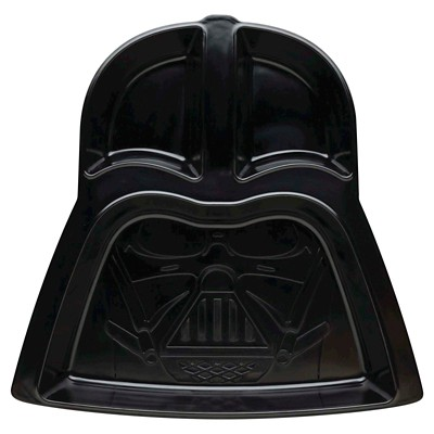 Star Wars Darth Vadar Chip and Dip Plate
