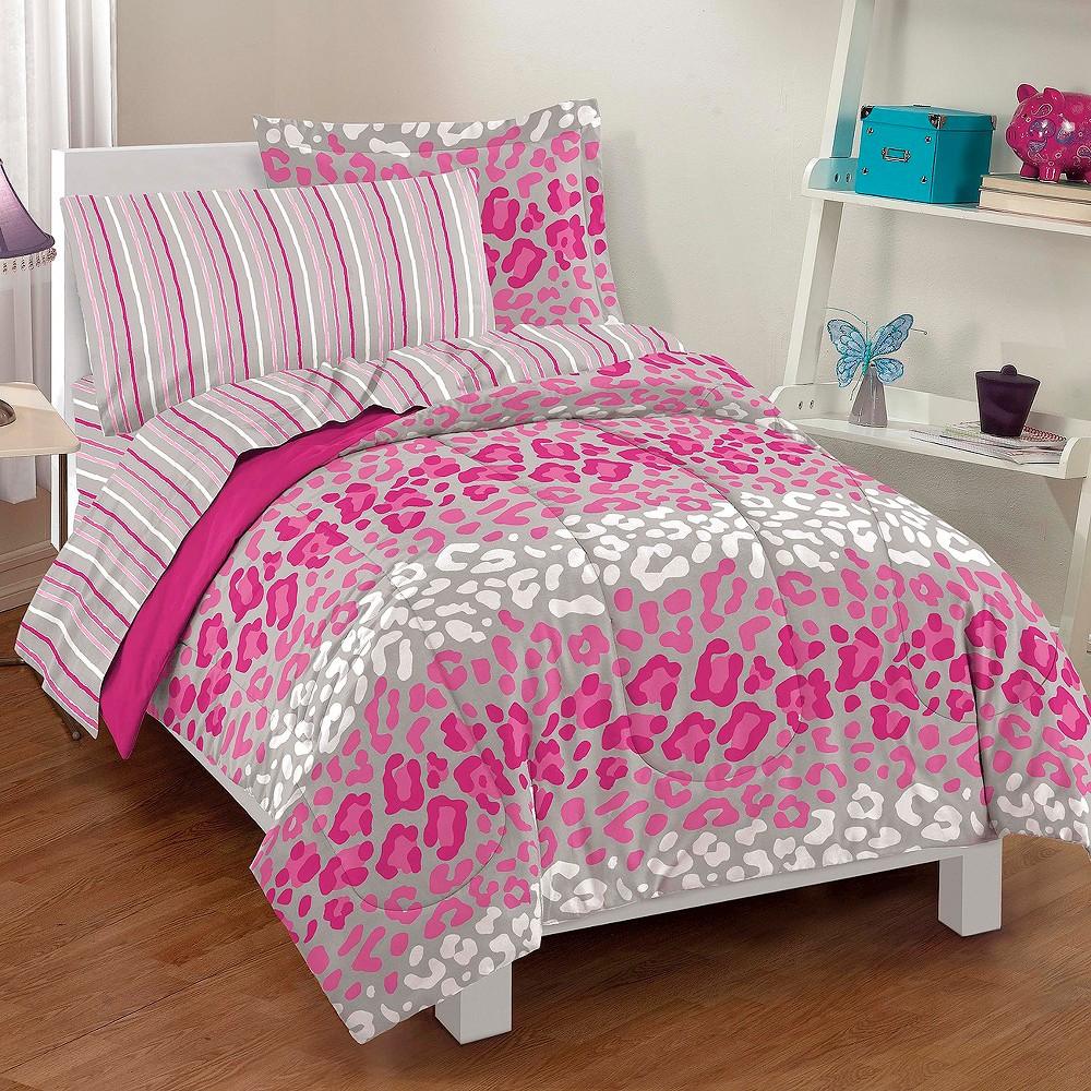 dream factory safari girl mini bed in a bag
