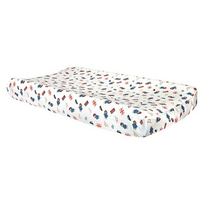 Trend Lab Changing Pad Covers - Paddington Bear