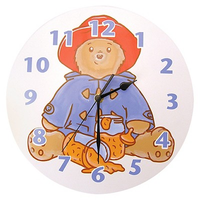 Trend Lab Paddington Bear Decorative Clock