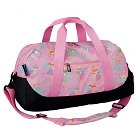 Wildkin Olive Kids Fairy Princess Overnighter Duffel Bag