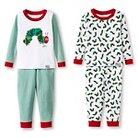 Eric Carle Very Hungry Caterpillar Toddler Boys' Pajama 4 Piece Set  - 5T