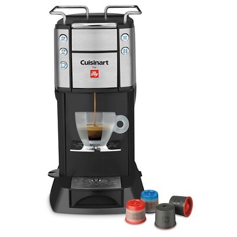 Cuisinart SuperAutomatic Single Serve Espresso a... : Target