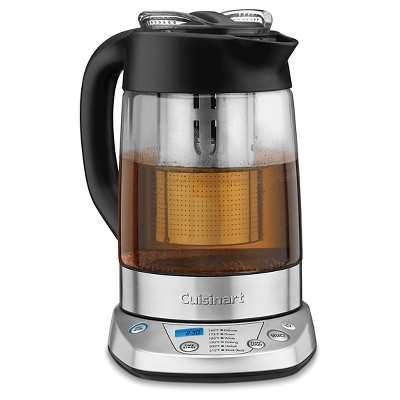Cuisinart Electric Tea Infuser Kettle