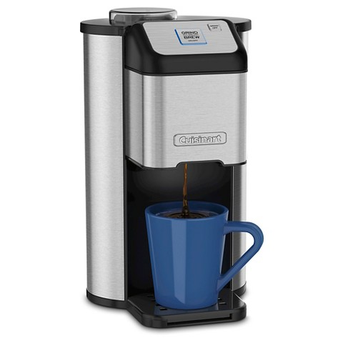 Single Cup Coffee Maker At Target : Cuisinart Single Cup Grind & Brew Coffee Maker -... : Target