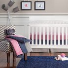 Trend Lab 3pc Crib Bedding Set – Perfectly Pretty
