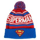 Superman Boys' Beanies Blue 42101