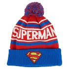 Superman Boys' Beanies Blue 42101