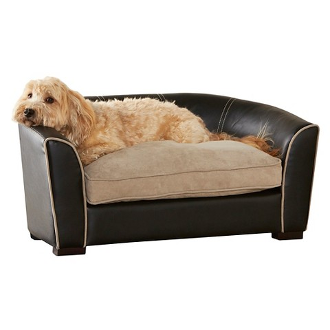 Enchanted Home Remy Pet Bed Black Target