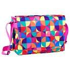 Wildkin Pinwheel Laptop Messenger Bag
