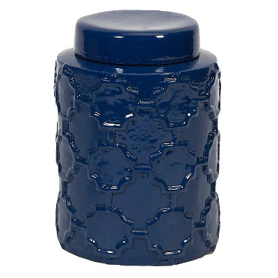 Essentials Marine Blue Small Canister