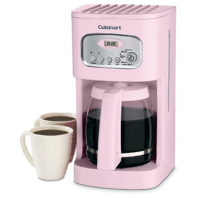 Cuisinart 12 Cup Programmable Coffee Maker - Pink DCC100PK