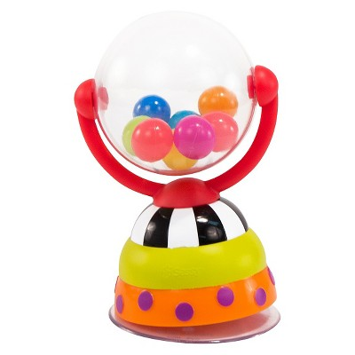 Sassy Wonder Ball Tray Toy