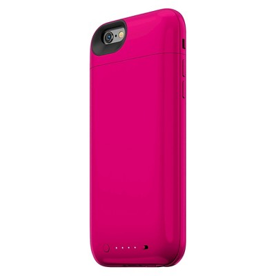 iPhone 6/6S Rechargeable Case - Mophie Juice Pack - Pink