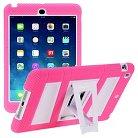 i-Blason iPadMini2-ABH-PinkWhite ArmorBox for iPad Mini - Pink/White