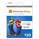 Nintendo eShop $20 (email delivery)