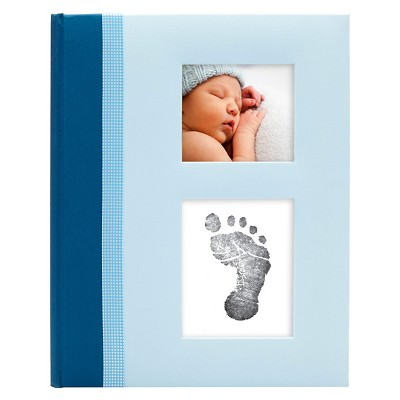 Pearhead Baby Memory Book - Blue