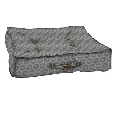 Waverly Artistic Twist 28X28X7 Pet Bed - Charcoal Heather