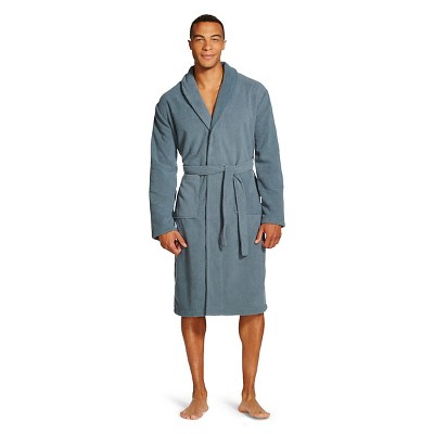 Male Robes Hotel SPA Gray Shadow