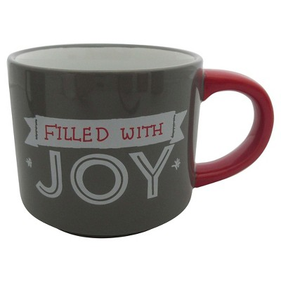 Threshold™ 1-pc. coffee mug with decal - multicolor(12oz)