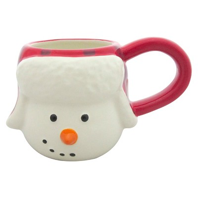 Threshold™ 1-pc. snowman mugs.(12oz)