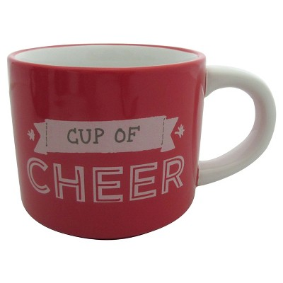 Threshold™ 1-pc. coffee mug with decal-multicolor(12oz)