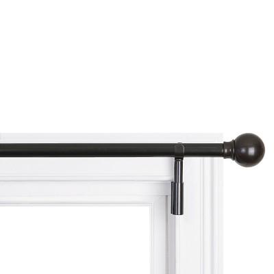 Threshold™ Curtain Rod Set - Bronze Brown (36-66)