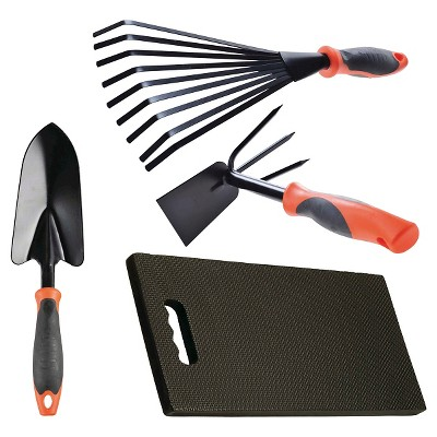 Black & Decker 4pc Digging Set