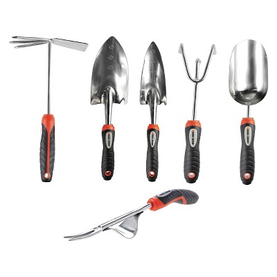 Black & Decker 6pc Digging Set