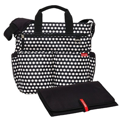 Skip Hop Duo Signature Diaper Bag - Connected Dots
