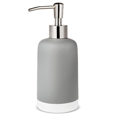 Soap Pump - Grey - Room Essentials&#153