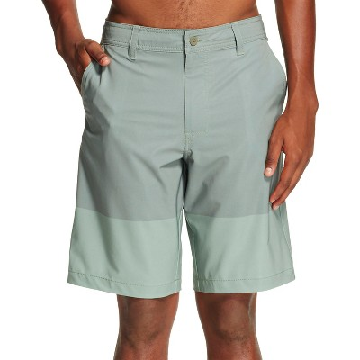 Men's Hybrid Swim Shorts Moss Olive - Mossimo Supply Co. 38