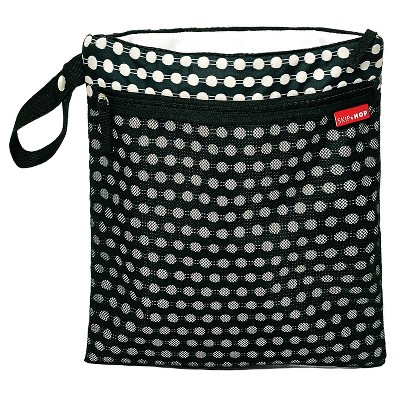 Skip Hop Grab and Go Wet/Dry Bag, Connected Dots