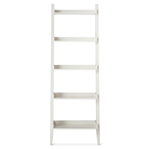 Staten Leaning Bookcase Target