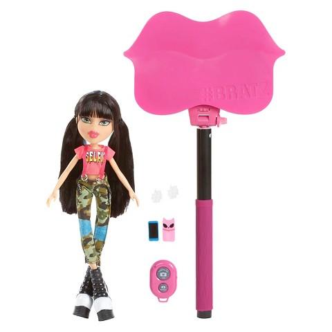 bratz selfie stick with doll jade target. Black Bedroom Furniture Sets. Home Design Ideas