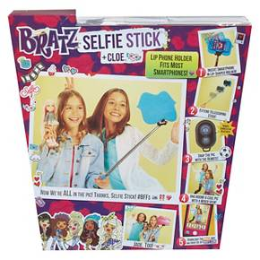 bratz selfie stick with doll cloe target. Black Bedroom Furniture Sets. Home Design Ideas