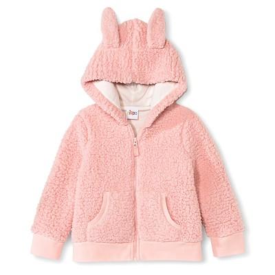Female Sweatshirts Daydream Pink 12  MONTHS