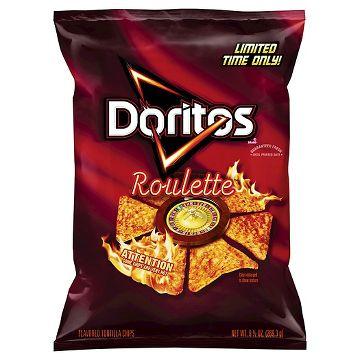 REVIEW: Doritos Roulette