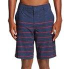 Men's Hybrid Swim Shorts In The Navy - Mossimo Supply Co. 34