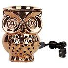 Bronze Owl Warmer