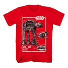 Star Wars Boys' Action Graphic Tee