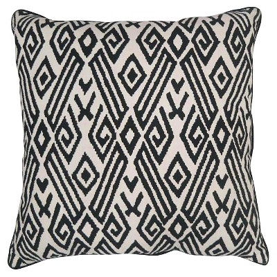 Decorative Pillow Black