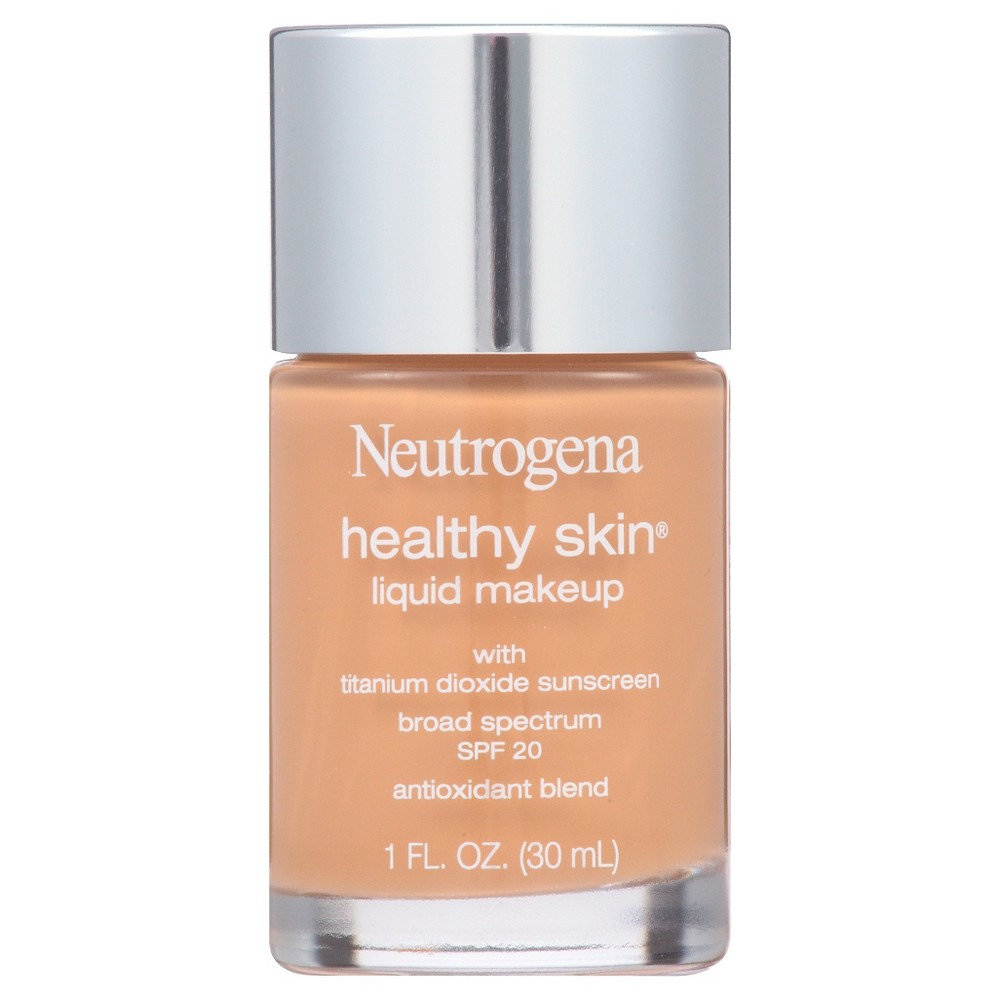 Neutrogena Healthy Skin Liquid Makeup Spf  Natural Ivory