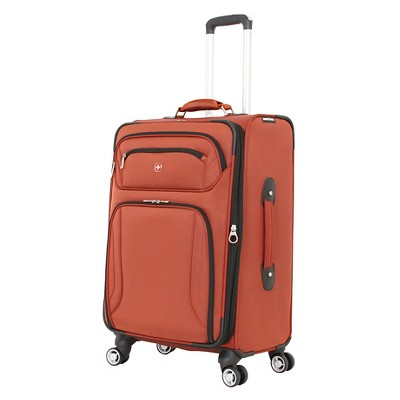 "SwissGear Zurich 20"" Carry On Luggage - Orange  Spice"