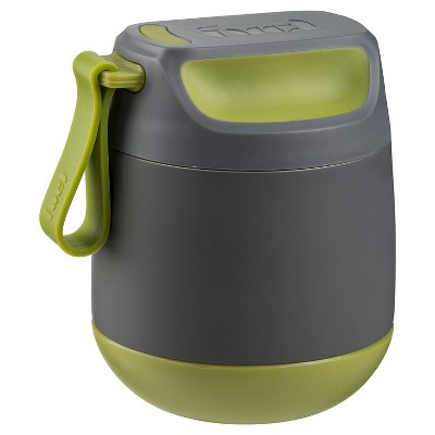 FUEL SS Vacuum Green Food Jar 12 oz.