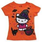 Toddler Girls' Hello Kitty T-Shirt - Orange
