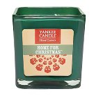 Yankee Candle Home for Christmas Large Square Candle