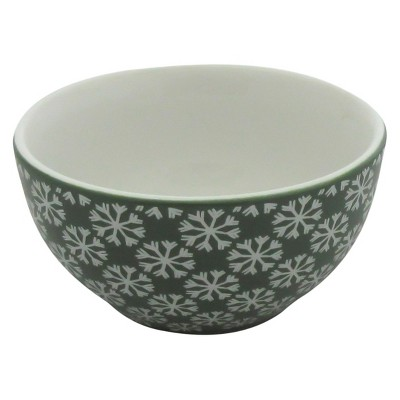 Threshold™ 1 piece mini bowl with decal - green