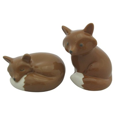 Threshold Salt & Pepper Shakers - color fox